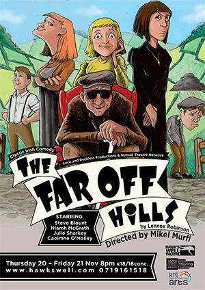 The Far Off Hills Poster